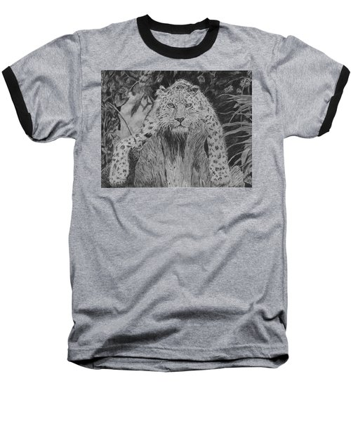 Just Hanging Out Baseball T-Shirt