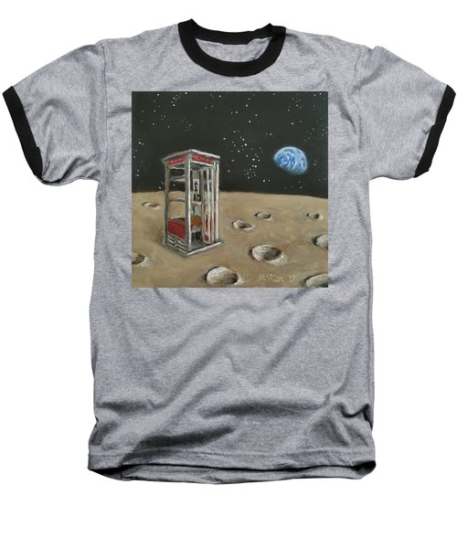 Just In Case  Baseball T-Shirt