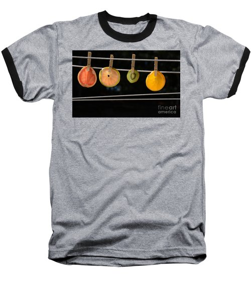 Just Juicin Around - Diet Baseball T-Shirt