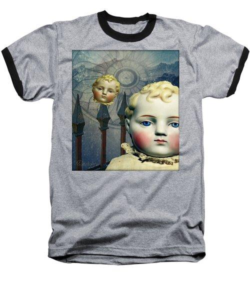 Just Like A Doll Baseball T-Shirt