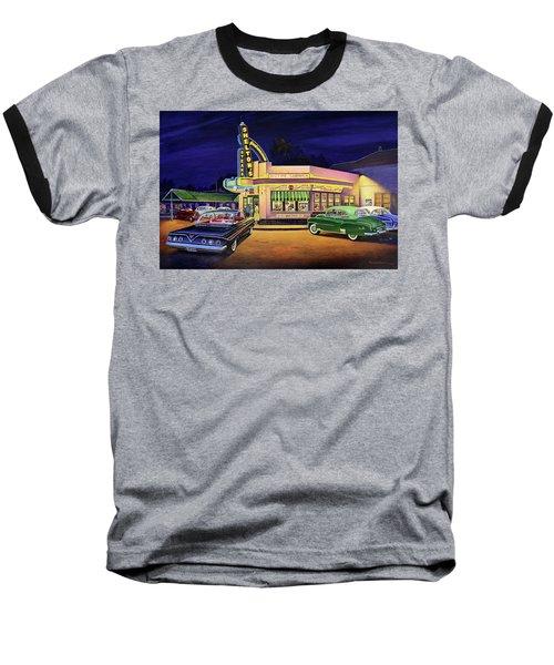 Just Married Baseball T-Shirt