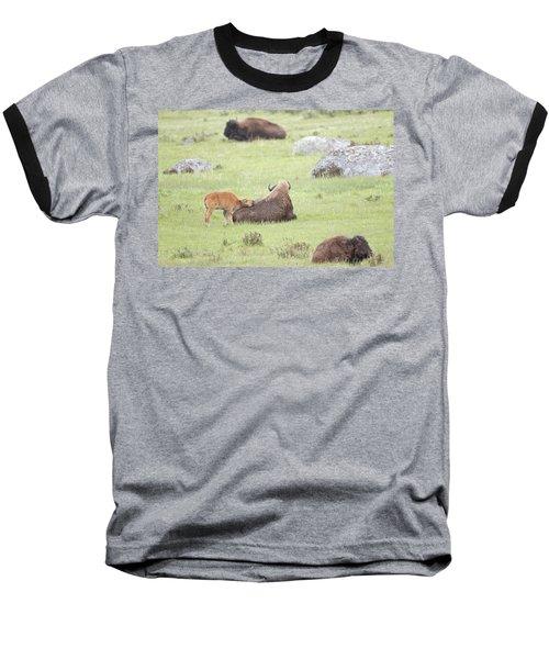 Just Resting My Eyes Baseball T-Shirt