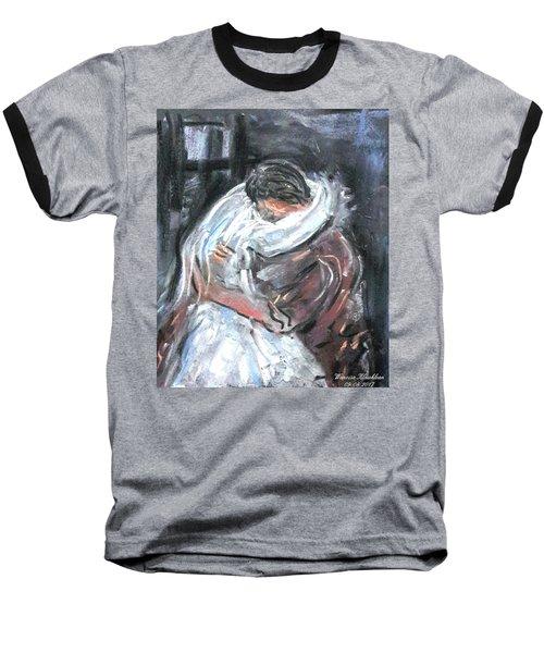 Just Shadow Baseball T-Shirt