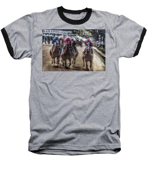 Just Starting Baseball T-Shirt