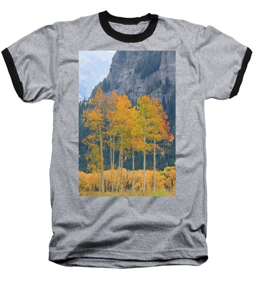 Baseball T-Shirt featuring the photograph Just The Ten Of Us by David Chandler