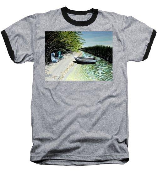 Just You And I Baseball T-Shirt