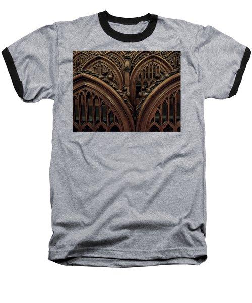 Justice By Consensus Baseball T-Shirt
