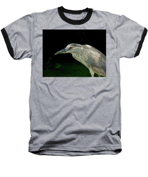 Juvey Baseball T-Shirt by Kimo Fernandez