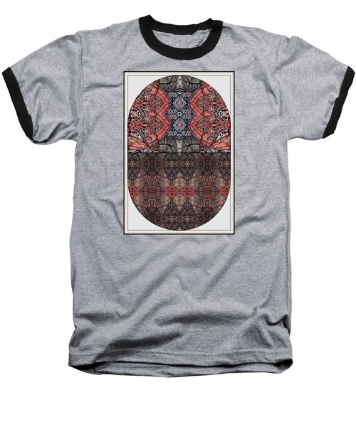 Juxtaposition Image One Baseball T-Shirt by Jack Dillhunt