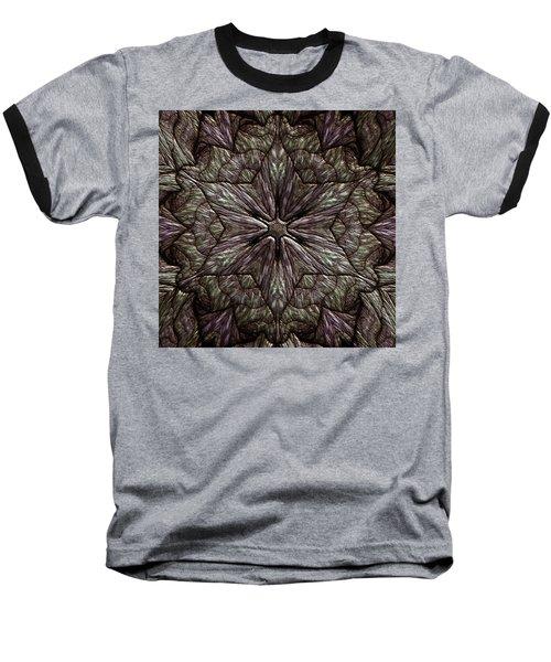 Baseball T-Shirt featuring the digital art Jyoti Ahau 220 by Robert Thalmeier