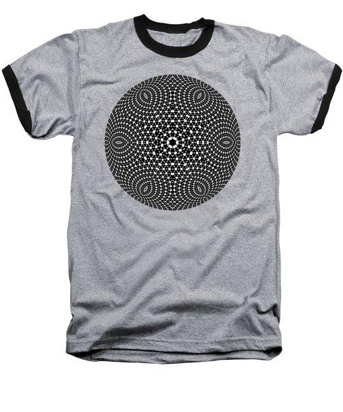 Baseball T-Shirt featuring the digital art Jyoti Ahau 90 by Robert Thalmeier