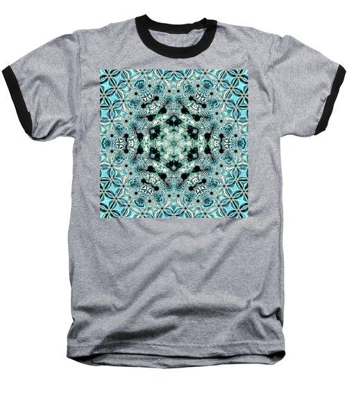 Baseball T-Shirt featuring the digital art Jyoti Ahau 996 by Robert Thalmeier