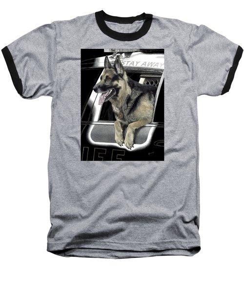 K9 Ronin Baseball T-Shirt