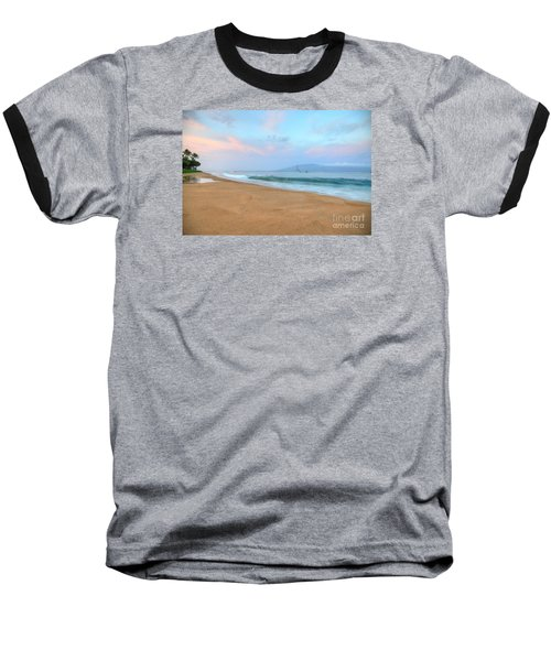 Baseball T-Shirt featuring the photograph Ka'anapali Delight  by Kelly Wade