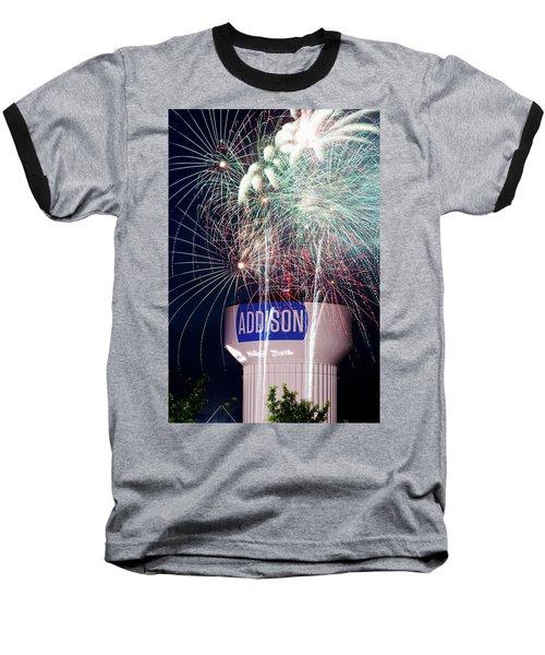 Kaboom Town 72316 Baseball T-Shirt
