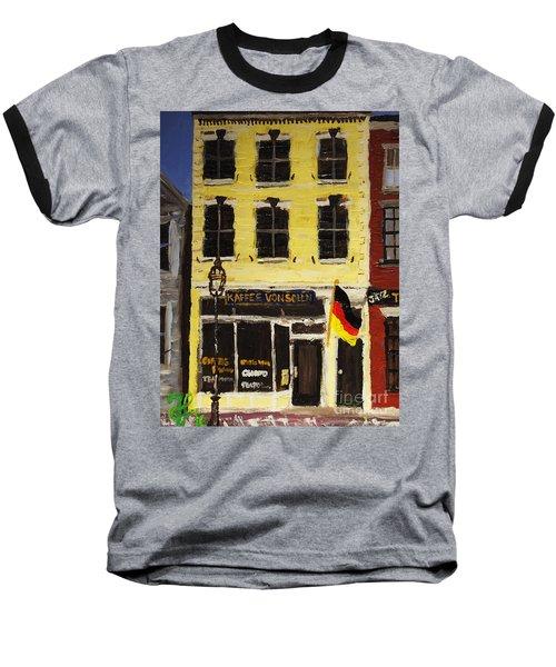 Kaffee Vonsolln Baseball T-Shirt