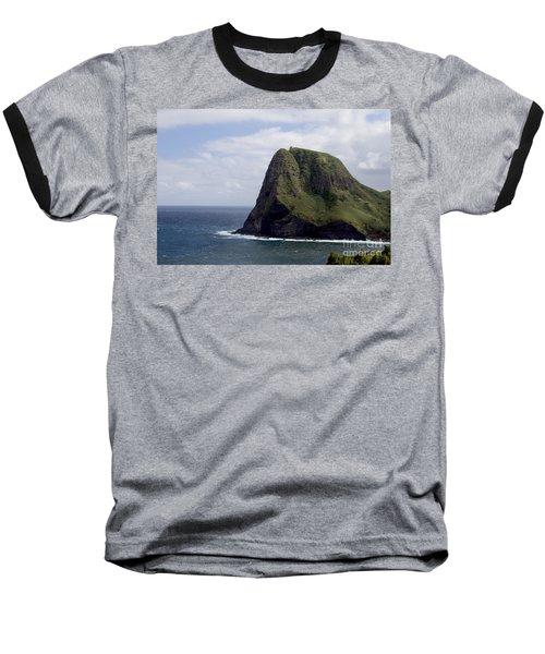 Kahakuloa Head Baseball T-Shirt