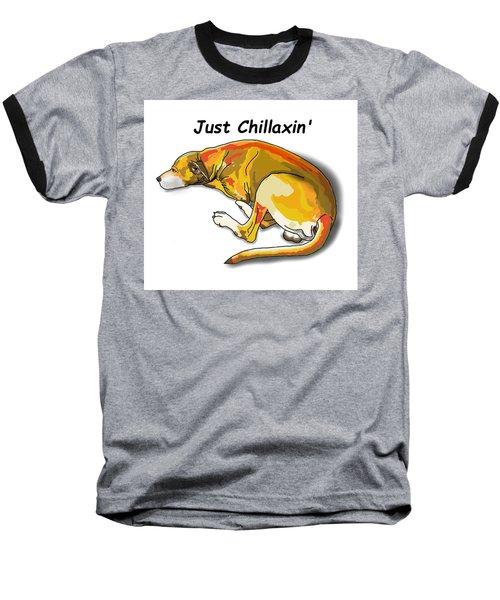 Kai Chillaxin' Baseball T-Shirt