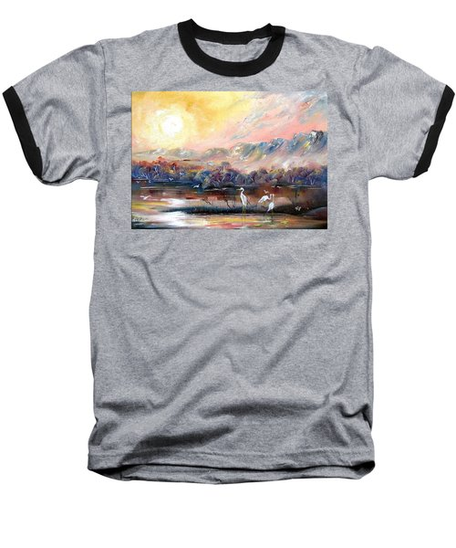 Kakadu Baseball T-Shirt