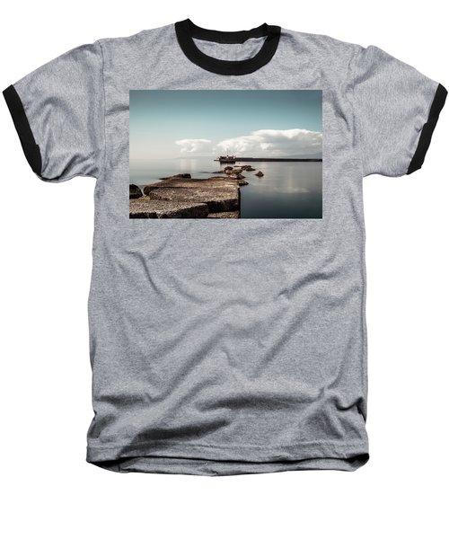 Kalamata Port / Greece Baseball T-Shirt
