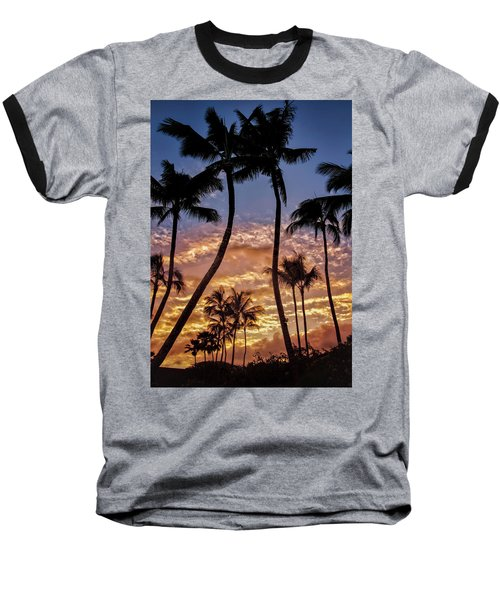 Kalapki Sunset Baseball T-Shirt