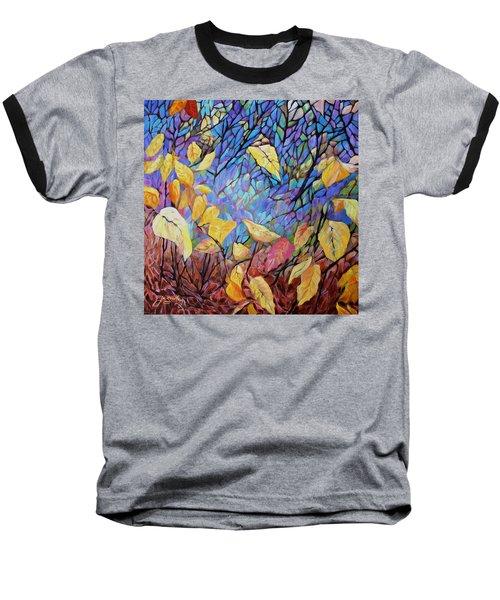 Kaleidescope Baseball T-Shirt