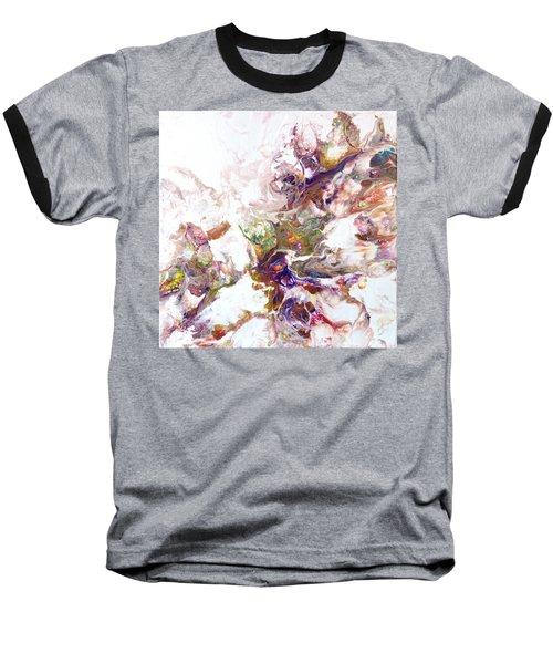 Kaleidescope Of Color Baseball T-Shirt