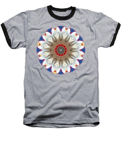 Kaleidos - Ptown02 Baseball T-Shirt