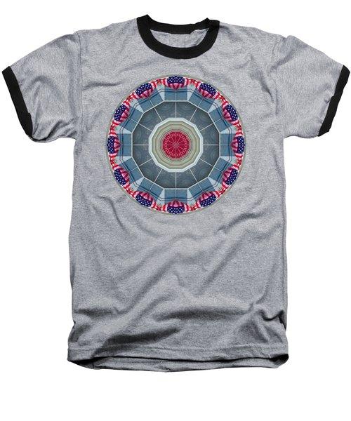 Kaleidos - Ptown06 Baseball T-Shirt