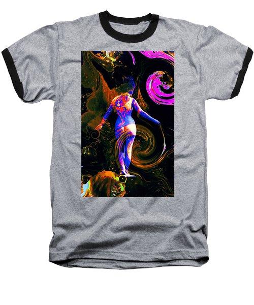 Kaleidoscope Eyes... Baseball T-Shirt