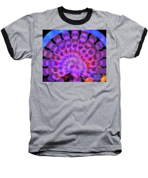 Kaleidoscope5 Baseball T-Shirt