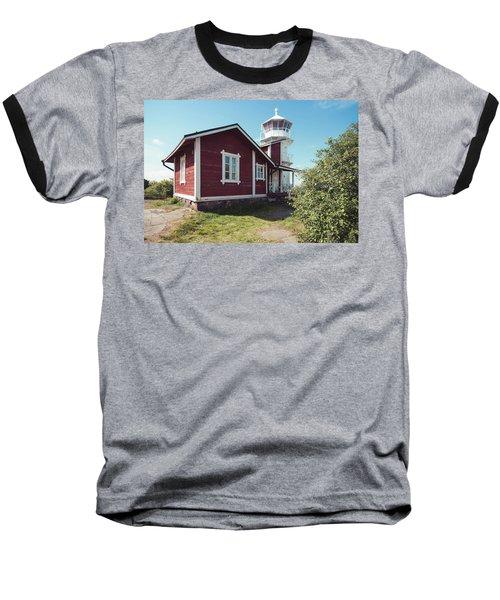 Baseball T-Shirt featuring the photograph Kallo Lighthouse by Ari Salmela