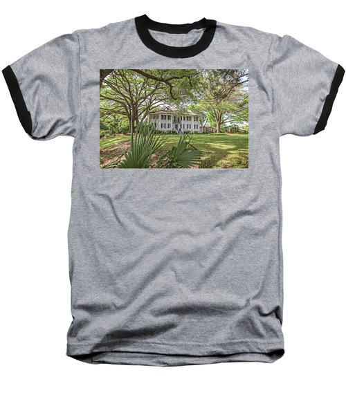 Kaminski House Museum Baseball T-Shirt