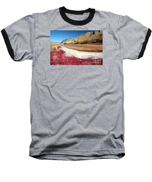 Kamloops Autumn Baseball T-Shirt