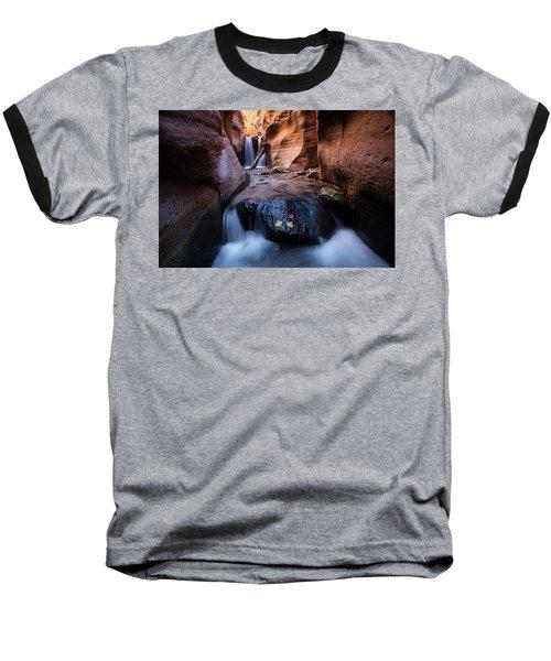Baseball T-Shirt featuring the photograph Kanarra Creek by Wesley Aston