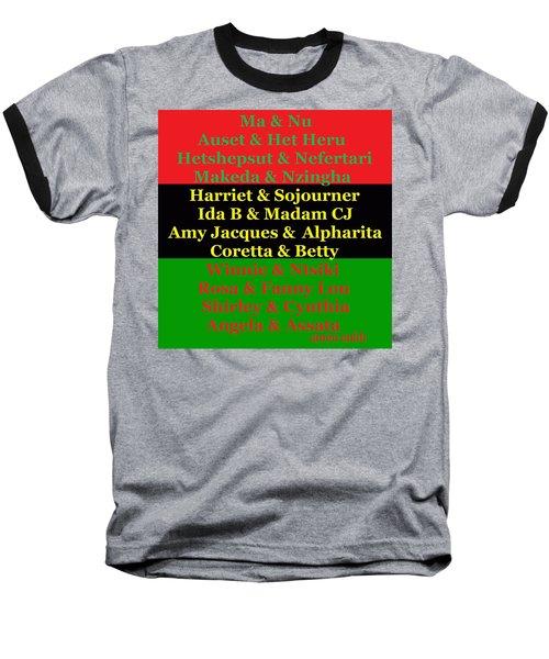 Kandaki Ma 2 Baseball T-Shirt