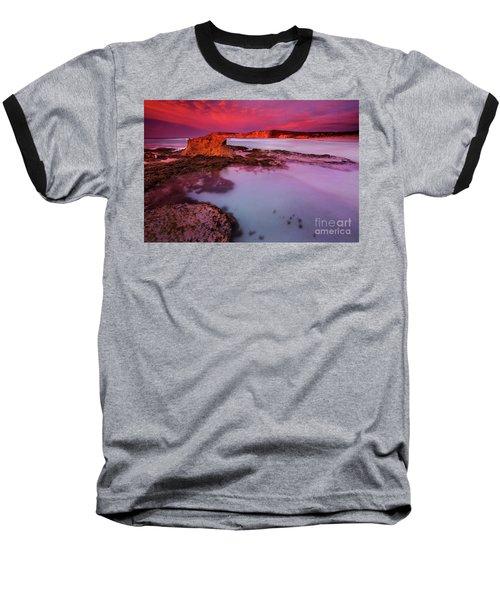Kangaroo Island Dawn Baseball T-Shirt