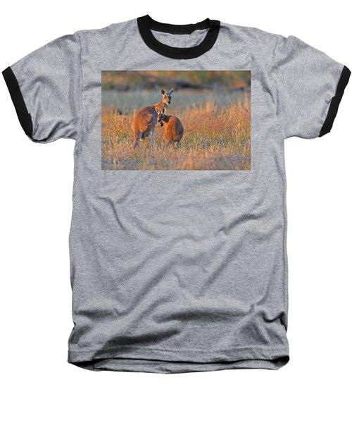 Kangaroos Baseball T-Shirt