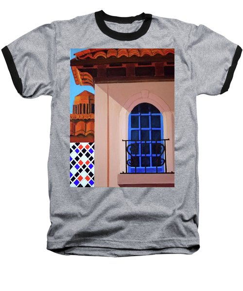 Kansas City Country Club Plaza Baseball T-Shirt