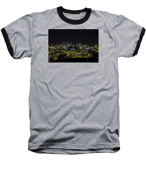 Kansas City Mo Baseball T-Shirt