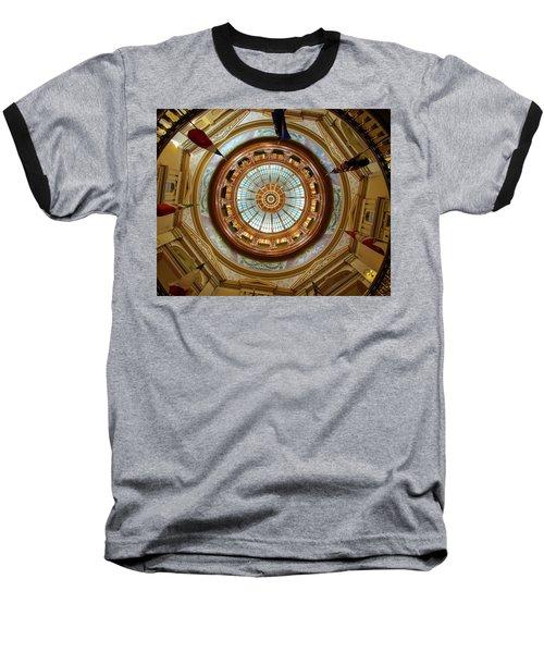 Kansas Dome Baseball T-Shirt