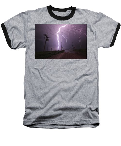 Kansas Lightning Baseball T-Shirt