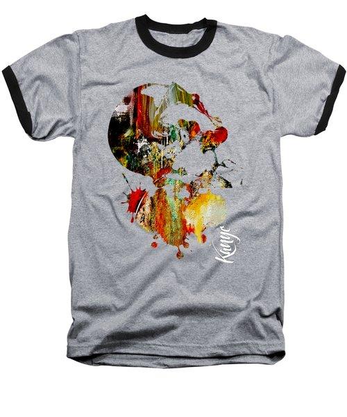 Kanye Baseball T-Shirt