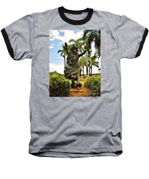 Kapo Baseball T-Shirt by Craig Wood