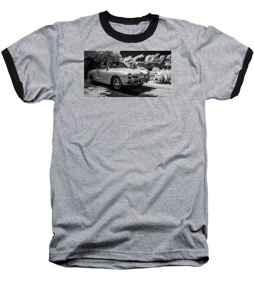 Karmann Ghia Baseball T-Shirt