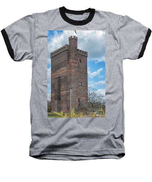 Baseball T-Shirt featuring the photograph Karnan In Helsingborg by Antony McAulay