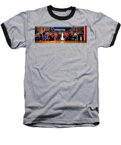 Kasper 20th Baseball T-Shirt by Sebastian Musial