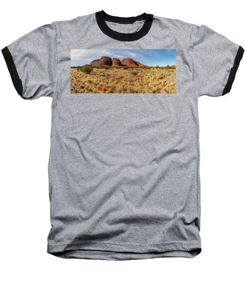 Baseball T-Shirt featuring the photograph Kata Tjuta 10 by Werner Padarin