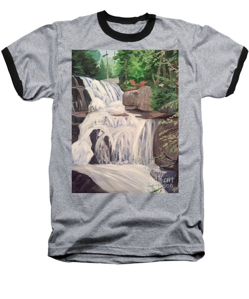 Katahdin Falls Baseball T-Shirt