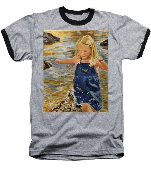 Kate Splashing Baseball T-Shirt